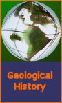 The Earth's evolvement over geologic time